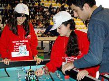 azerbaijan robotics championship