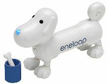 робот собачка Eneloop
