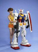 Боевой человекоподобный робот Bandai RX-78-2 Gundam