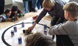 Соревнования роботов Кегельринг