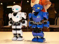 33-сантиметровый робот-гуманоид Manoi от компании Kyosho