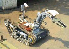легкий робот МРК-25