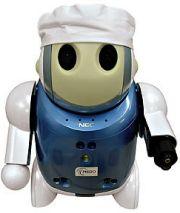 робот-сомелье, созданный в корпорации NEC
