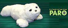 робот-тюлень Paro для терапевтических сеансов