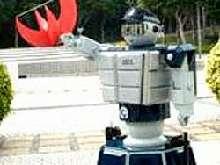 Робот- полицейский Реборг-Кью