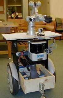 STAIR - Стэнфордский AI робот