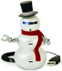 Игрушка-робот Snowbot