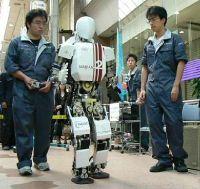 гуманоидный робот WABIAN-2R