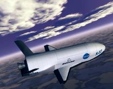 многоразовый корабль X-37B OTV (Orbital Test Vehicle)