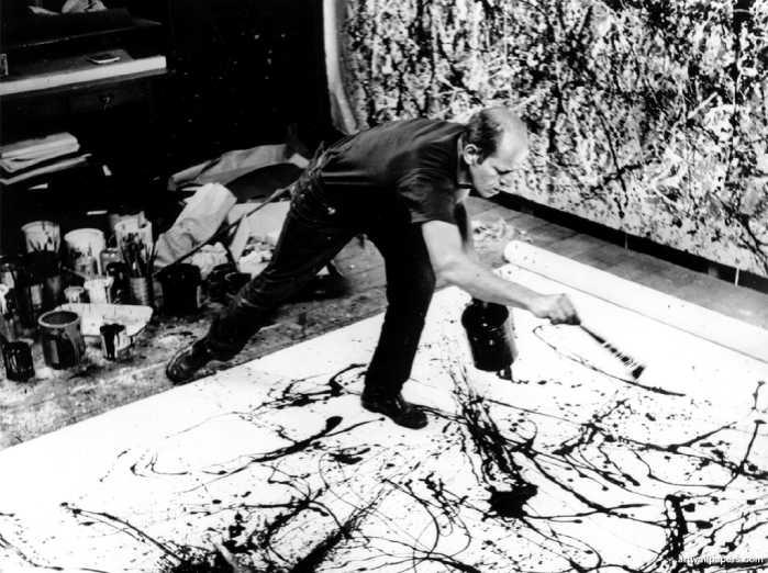 Джексон Поллок (Jackson Pollock)