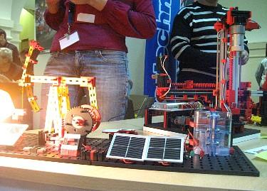 Открытый робототехнический турнир на Кубок Политехнического музея 2010.