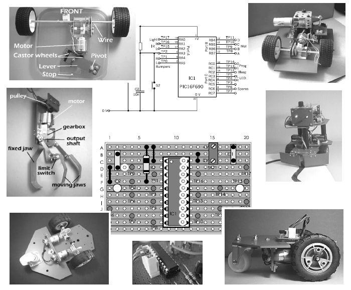 Настольная книга разработчика роботов скачать