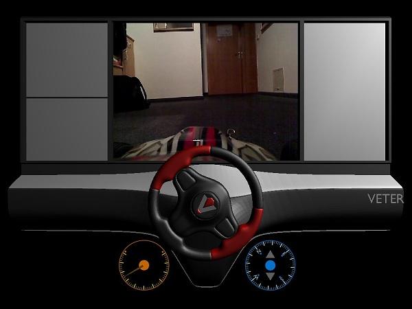 Driver cockpit