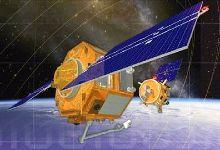 робот-спутник ASTRO