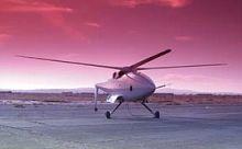 беспилотный вертолет Boeing A160T Hummingbird