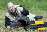 Робот-кладоискатель англичанина Джона Корни (John Corney)