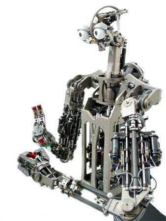 интеллектуальный робот Domo