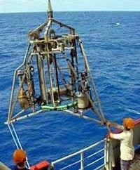 подводный робот-бурильщик