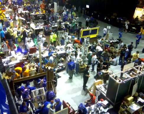 FIRST Robotics in Richmond VA