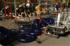 FIRST Robotics Detroit regional