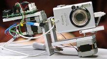 Робототехническая платформа для фотосъемки Gigapan