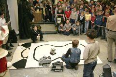 Каникулы роботов в Политехническом 2007