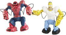 WowWee Spidersapien и Homersapien