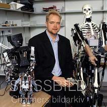 сооснователь фирмы iRobis Питер Нордин (Peter Nordin)