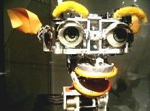 Музей Массачусетского технологического института: робот KISMET