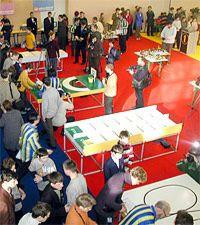 Соревнования в Москве (2004 г.)