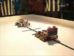 Международные состязания лего-роботов 2007