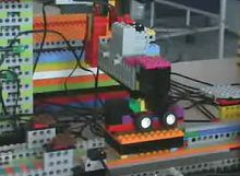 LEGO-фабрика