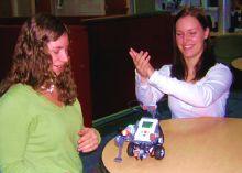 LEGO Фестиваль Робототехники для девушек