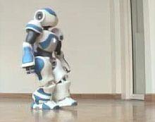Робот Nao от Aldebaran Robotics