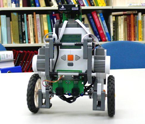 Балансирующие роботы своими руками