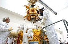 Роботы-спутники программы Orbital Express