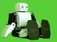 Робот-скейтер Plen