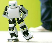Японский робот Plen