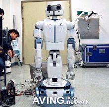 робот помощник SeRoPi