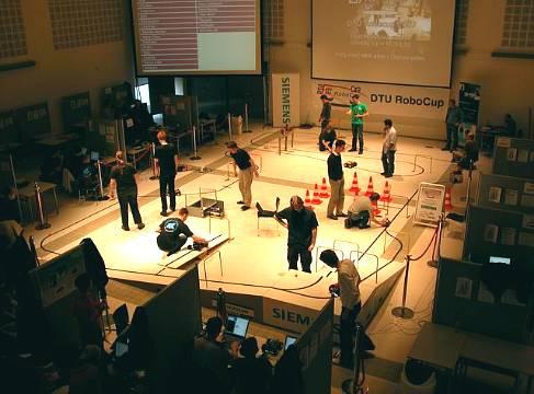 DTU RoboCup 2007