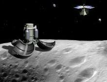 Для исследования астероидов предполагается посылать к ним небольших роботов