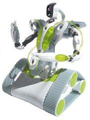 робот Spyke от Meccano