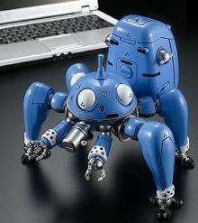 робот Tachikoma от Bandai