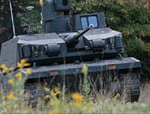 танк-робот Black Knight