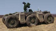 робот-броневик Crusher