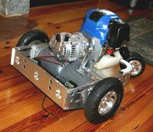 гибридный робот