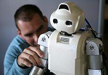 робот HOAP-3 фирмы Fujitsu