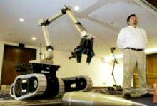 Warrior x700 от iRobot