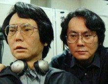 Хироши Ишигуро и его дубль