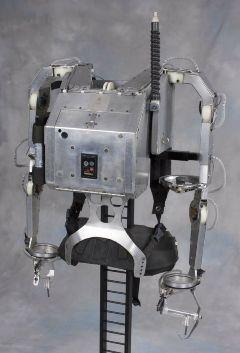 Exo-скелет для управления роботом Johnny Five